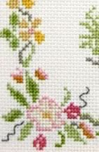 bless this house sampler detail