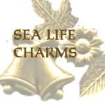 Sea Life charms