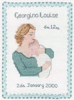 Mother and baby sampler