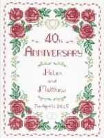 Rose 40th Anniversary Sampler