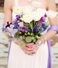 Wedding colours 2016 mauve