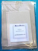 cross stitch fabric pack