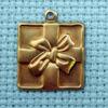 gift brass charm