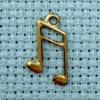 quaver brass charm