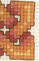 detail of Croeso Welsh welcome sampler
