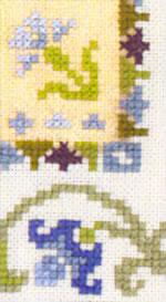 The Present sampler detail