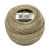 DMC coton perle 642 no 12