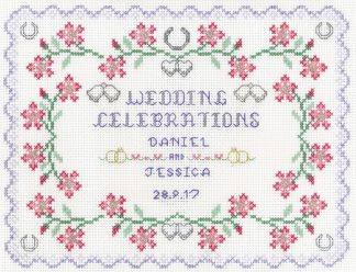 Pink Pastel Wedding sampler kit