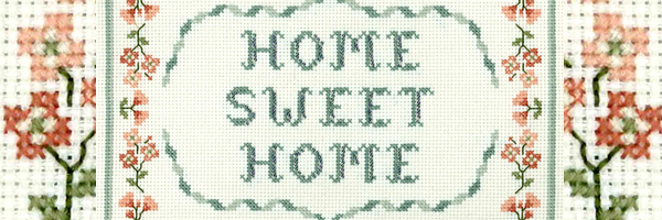 Home Sweet Home Samplers
