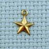 star brass charm